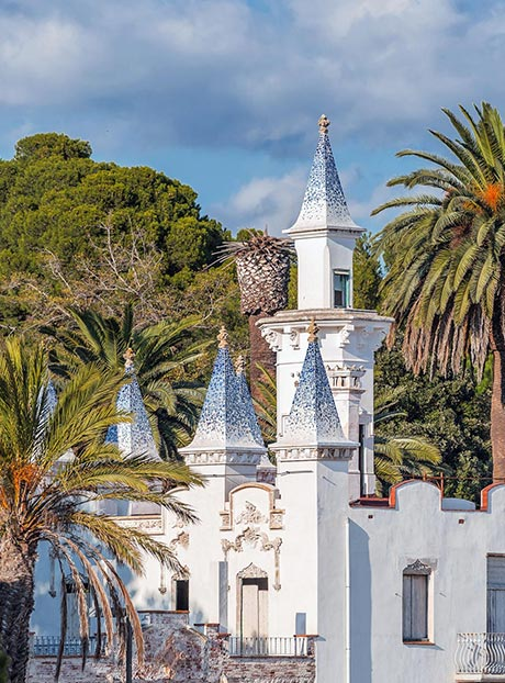 Casas de lujo en S'Agaró (Costa Brava)